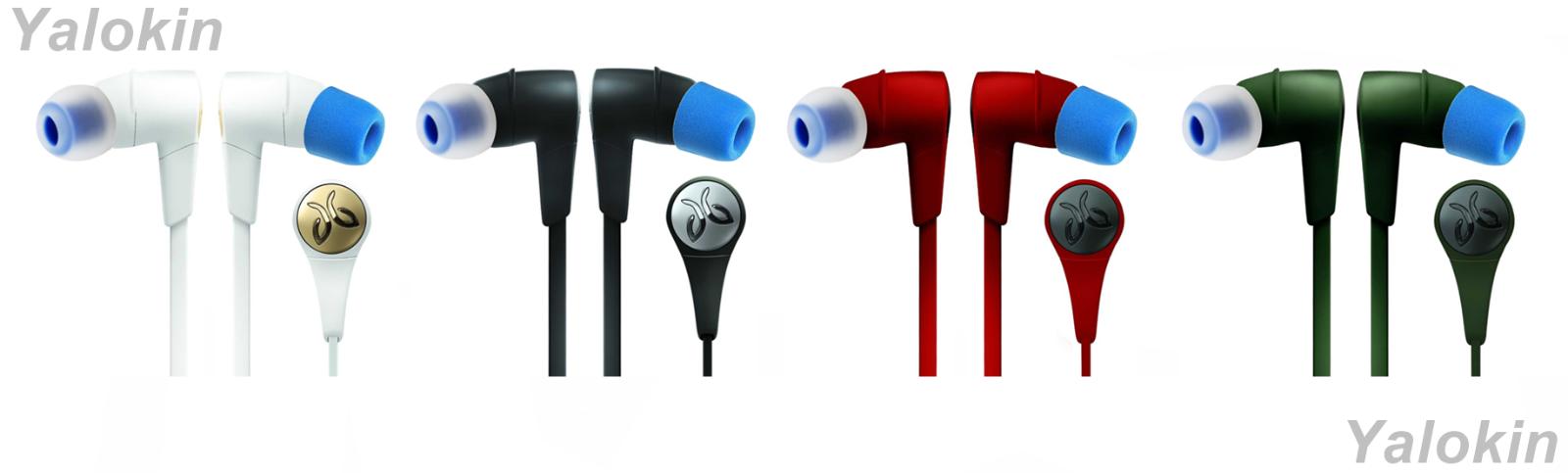 Replacement Ear-tips Set NEW 8pcs Large For Jaybird X3 Wireless-Earphones BK